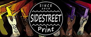 Side Street Print